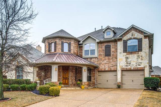 941 Falcon Drive, Allen, TX 75013 (MLS #14258390) :: The Kimberly Davis Group