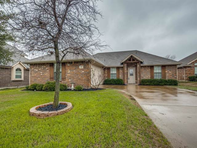 145 Hickory Creek Drive, Red Oak, TX 75154 (MLS #14258417) :: RE/MAX Town & Country