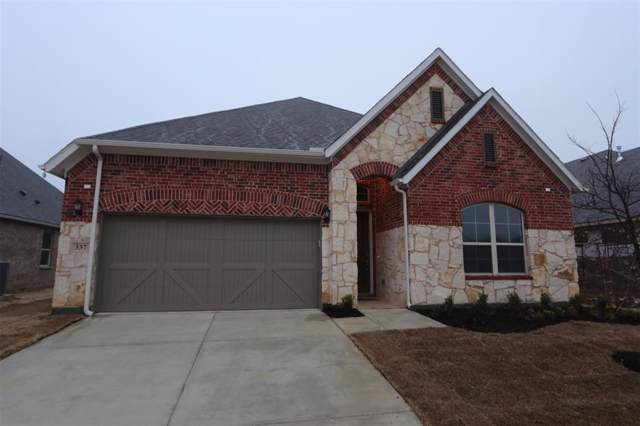 337 Kellan Court, Hickory Creek, TX 75065 (MLS #14258459) :: Baldree Home Team