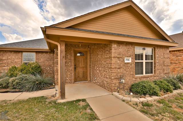 3501 Firedog Road, Abilene, TX 79606 (MLS #14258470) :: Potts Realty Group