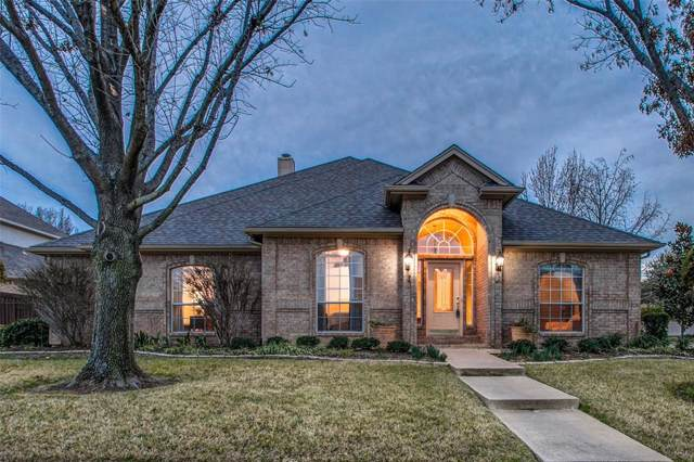 301 Bridlewood S, Colleyville, TX 76034 (MLS #14258500) :: Lynn Wilson with Keller Williams DFW/Southlake
