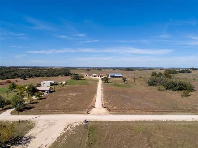500 W County Road 519, Stephenville, TX 76401 (MLS #14258501) :: Team Hodnett