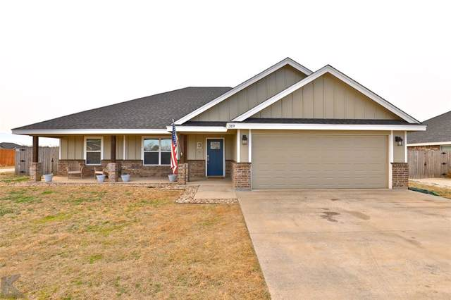 319 Hog Eye Road, Abilene, TX 79602 (MLS #14258525) :: Potts Realty Group