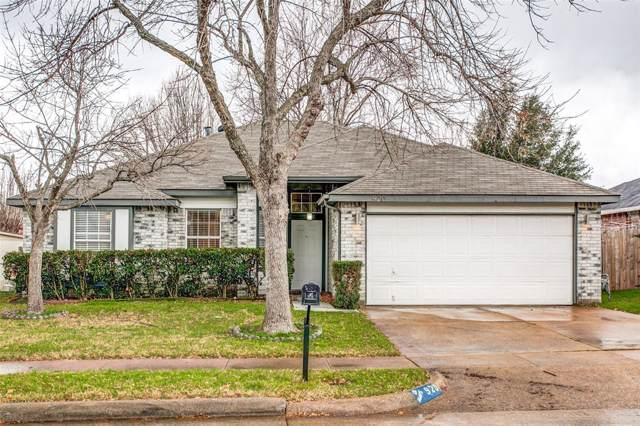 920 Tennis Villa Drive, Arlington, TX 76017 (MLS #14258543) :: The Heyl Group at Keller Williams