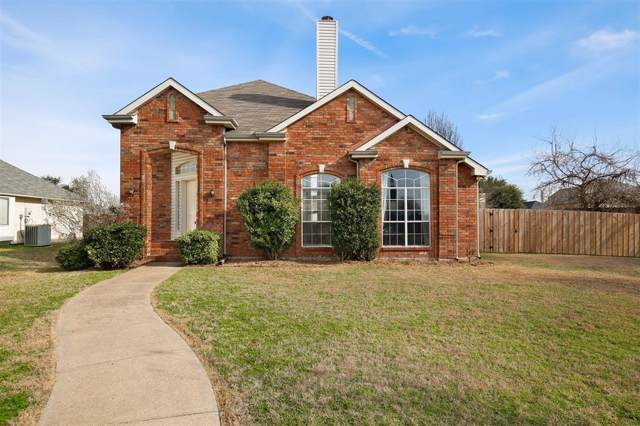 3808 Aberdeen Court, Richardson, TX 75082 (MLS #14258554) :: Vibrant Real Estate