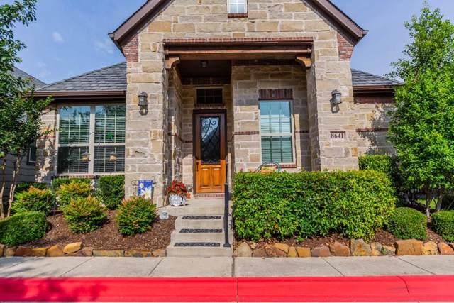 8641 Gracewood Drive, Mckinney, TX 75070 (MLS #14258570) :: Century 21 Judge Fite Company