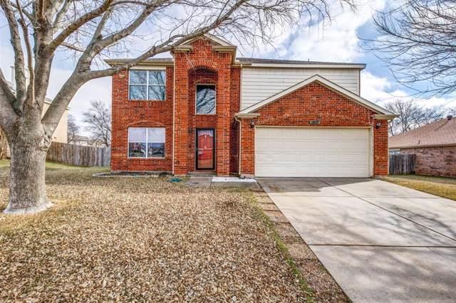 1402 Caleo Drive, Glenn Heights, TX 75154 (MLS #14258571) :: Team Hodnett