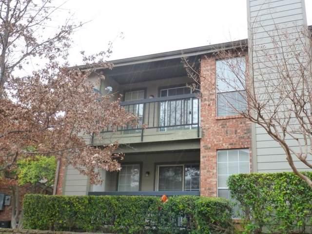 18333 Roehampton Drive #1126, Dallas, TX 75252 (MLS #14258586) :: RE/MAX Landmark