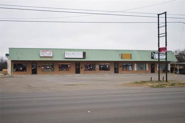 1205 Coggin, Brownwood, TX 76801 (MLS #14258631) :: Real Estate By Design