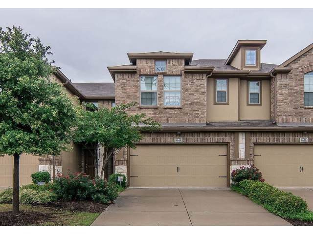 6644 Rutherford Road, Plano, TX 75023 (MLS #14258636) :: RE/MAX Town & Country