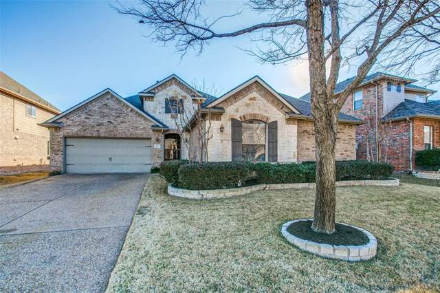 945 Pheasant Drive, Allen, TX 75013 (MLS #14258650) :: The Kimberly Davis Group