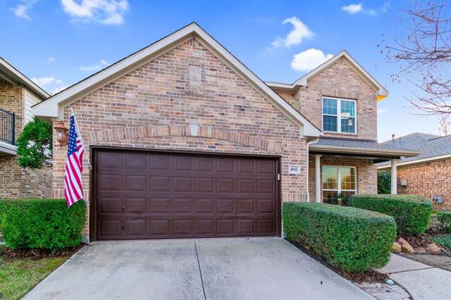 4932 Van Zandt Drive, Fort Worth, TX 76244 (MLS #14258668) :: The Kimberly Davis Group