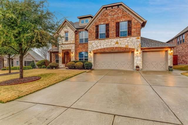 8324 Inspiration Lane, Mckinney, TX 75071 (MLS #14258679) :: RE/MAX Town & Country