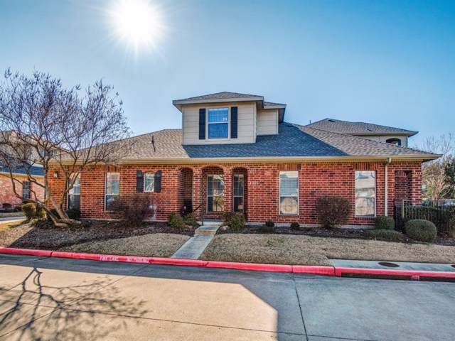 575 S Virginia Hills Drive #1305, Mckinney, TX 75072 (MLS #14258692) :: The Kimberly Davis Group