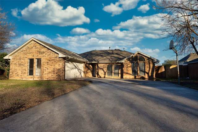 642 Sellmeyer Lane, Highland Village, TX 75077 (MLS #14258698) :: Baldree Home Team