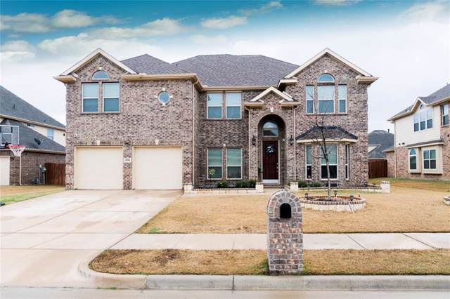 4506 Lydia Lane, Mansfield, TX 76063 (MLS #14258702) :: Potts Realty Group