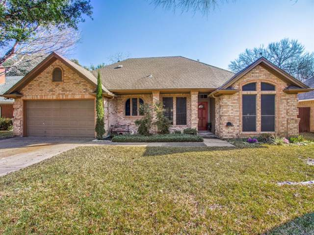 313 Creekside Drive, Keller, TX 76248 (MLS #14258706) :: Frankie Arthur Real Estate