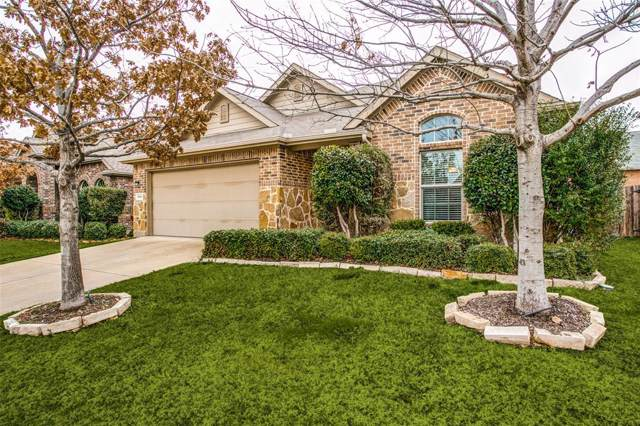 3545 Twin Pines Drive, Fort Worth, TX 76244 (MLS #14258708) :: Team Hodnett