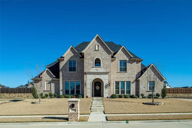 900 Circle J Trail, Prosper, TX 75078 (MLS #14258723) :: RE/MAX Landmark