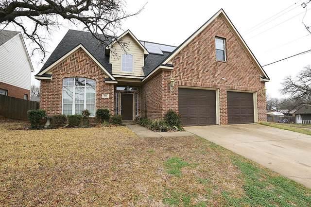 533 Clancy Lane, Lake Dallas, TX 75065 (MLS #14258724) :: Baldree Home Team