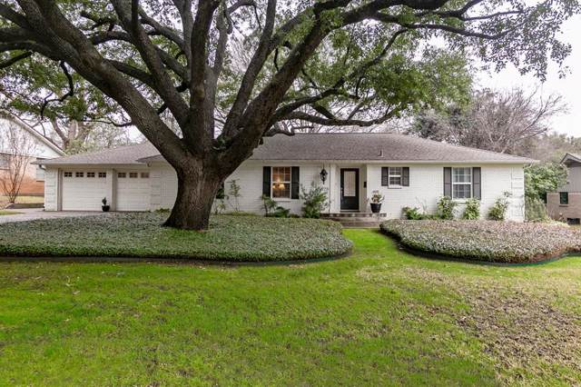 6828 Woodstock Road, Fort Worth, TX 76116 (MLS #14258757) :: Real Estate By Design