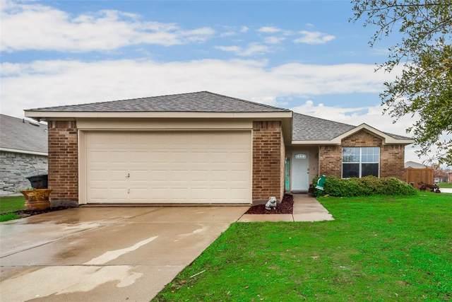 217 Palomino Drive, Waxahachie, TX 75165 (MLS #14258758) :: The Sarah Padgett Team