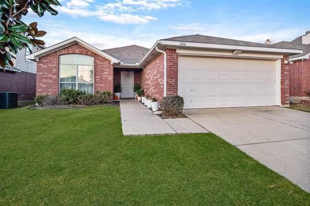 1120 Grace Drive, Princeton, TX 75407 (MLS #14258766) :: Caine Premier Properties