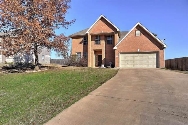 1501 Creekview Lane, Sherman, TX 75092 (MLS #14258771) :: Baldree Home Team