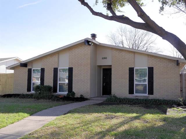5060 Shannon Drive, The Colony, TX 75056 (MLS #14258799) :: The Kimberly Davis Group