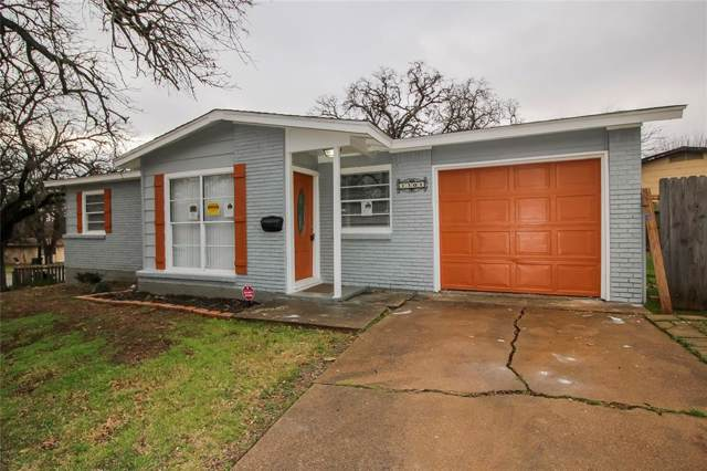 2301 Tanneyhill Lane, Fort Worth, TX 76112 (MLS #14258802) :: Potts Realty Group