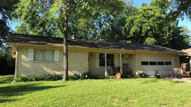 505 Charlotte Street, Greenville, TX 75402 (MLS #14258825) :: RE/MAX Pinnacle Group REALTORS