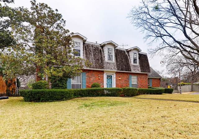 900 St. Lukes Drive, Richardson, TX 75080 (MLS #14258835) :: RE/MAX Town & Country