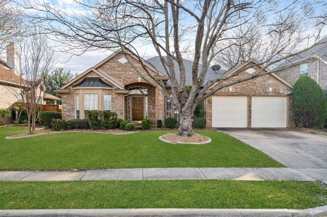 11001 Alexandria Drive, Frisco, TX 75035 (MLS #14258842) :: Frankie Arthur Real Estate