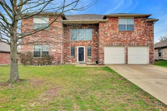 1827 Kings Cross Drive, Lancaster, TX 75134 (MLS #14258875) :: Team Tiller