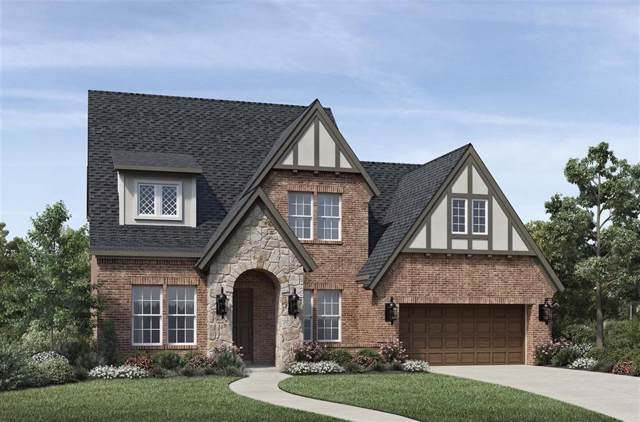 555 Richwoods Drive, Flower Mound, TX 75028 (MLS #14258879) :: Real Estate By Design