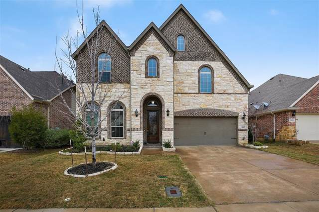 3807 Gunnison Drive, Irving, TX 75063 (MLS #14258884) :: Potts Realty Group