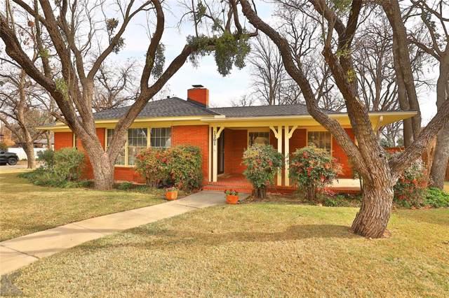 1301 Sayles Boulevard, Abilene, TX 79605 (MLS #14258894) :: NewHomePrograms.com LLC