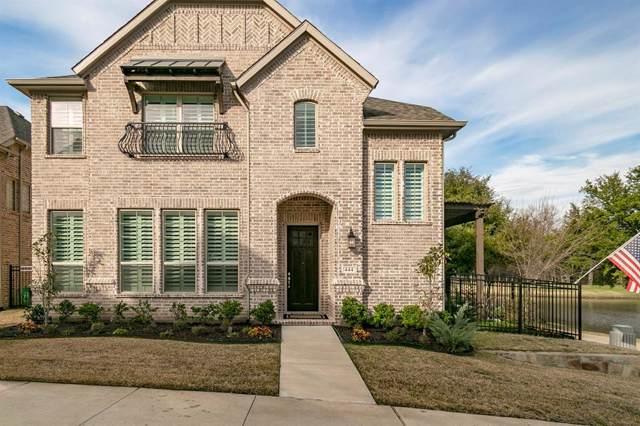 444 Renaissance Lane, Irving, TX 75060 (MLS #14258897) :: EXIT Realty Elite
