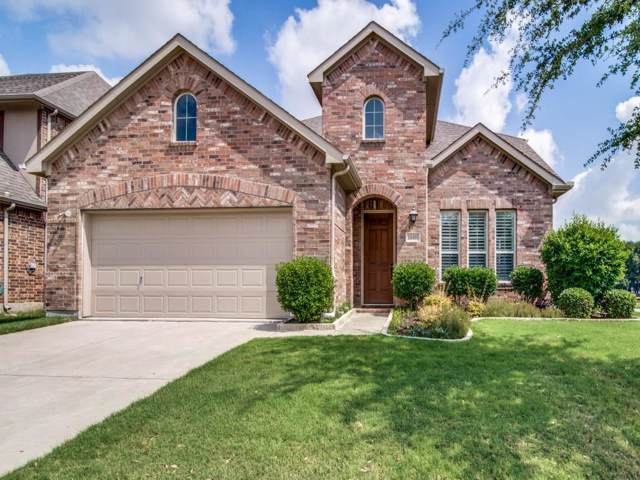 10400 Sexton Drive, Mckinney, TX 75072 (MLS #14258993) :: RE/MAX Town & Country
