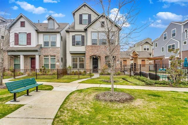 1120 Tea Olive Lane, Dallas, TX 75212 (MLS #14258996) :: The Kimberly Davis Group