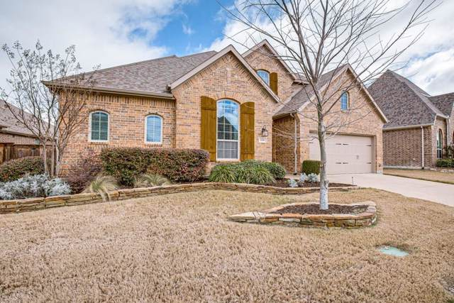 1108 Somerset Circle, Forney, TX 75126 (MLS #14258997) :: RE/MAX Landmark