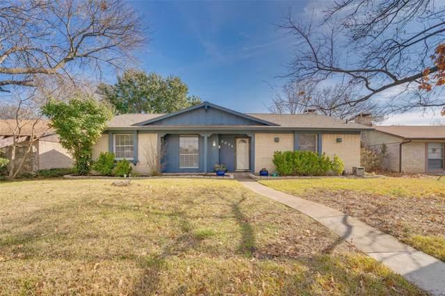 4034 Morgan Drive, Mesquite, TX 75150 (MLS #14259013) :: RE/MAX Landmark