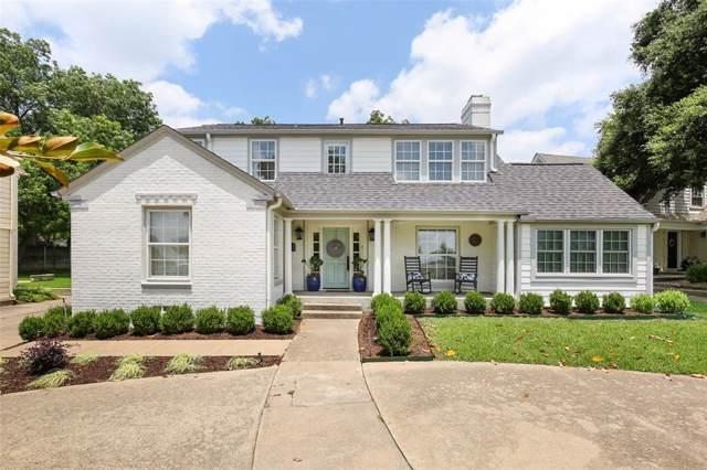 6519 Gaston Avenue, Dallas, TX 75214 (MLS #14259024) :: Bray Real Estate Group