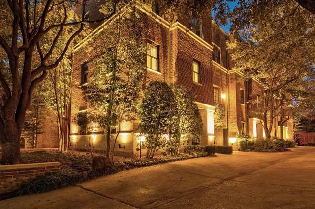 4330 Gilbert Avenue G, Dallas, TX 75219 (MLS #14259051) :: Bray Real Estate Group