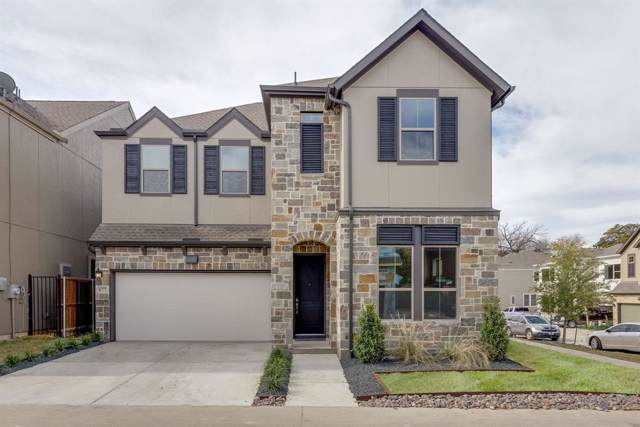 677 Aspen Valley Lane, Dallas, TX 75208 (MLS #14259069) :: Ann Carr Real Estate