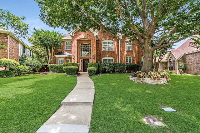 1112 Laguna Court, Allen, TX 75013 (MLS #14259082) :: The Kimberly Davis Group