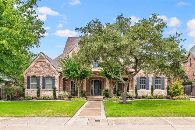 208 Stonington Lane, Colleyville, TX 76034 (MLS #14259126) :: EXIT Realty Elite