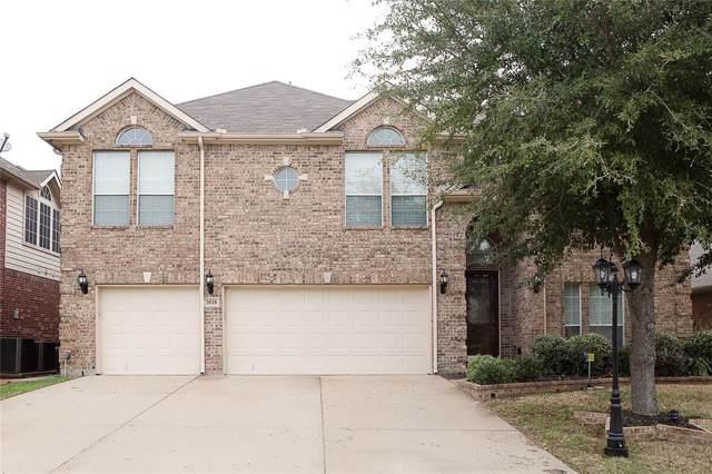 3028 Oak Briar Lane, Grand Prairie, TX 75052 (MLS #14259136) :: The Hornburg Real Estate Group