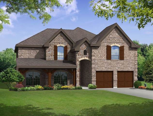 306 Cornerstone Drive, Wylie, TX 75098 (MLS #14259149) :: RE/MAX Town & Country