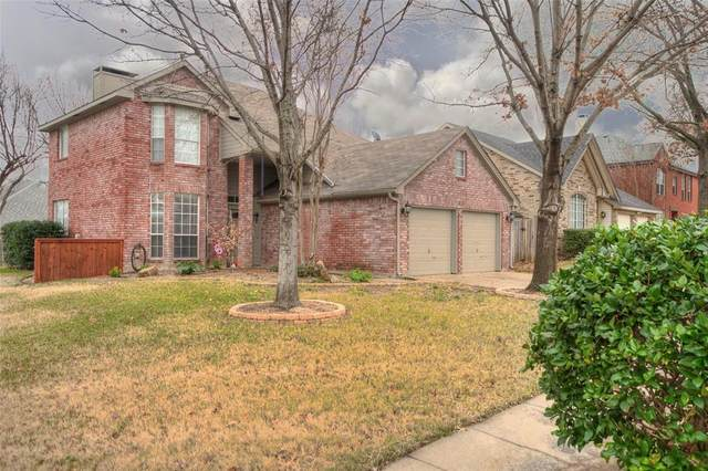 1531 Dublin Circle, Grapevine, TX 76051 (MLS #14259153) :: Vibrant Real Estate